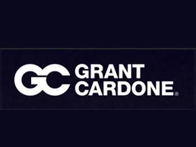 Grant Cardone-Influencer Logo Design