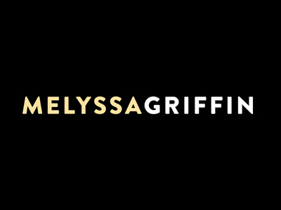 MelyssaGriffin-Influencer Logo design