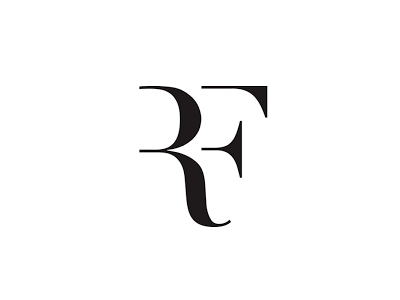 RF Influencer Logo design
