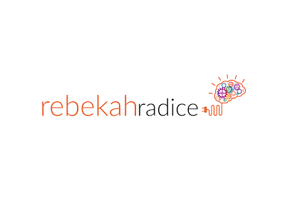 rebekah-radice-Influencer Logo design