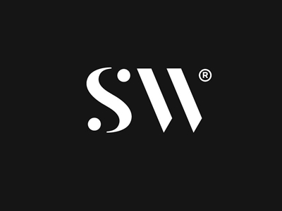 SW-Influencer Logo design