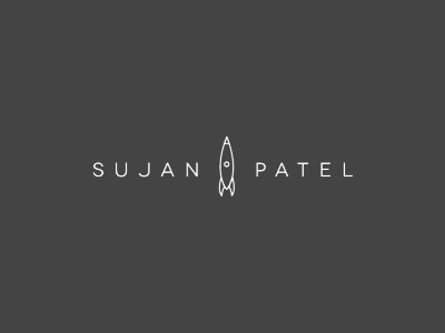 SujanPatel Influencer Logo design