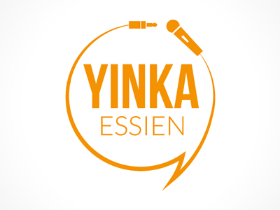 Yinka-Essien-Influencer Logo design